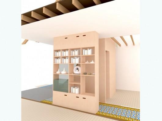 Pavillons 6
